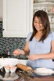 Effectuer la pâte Image stock