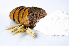 Effectuer la série de pain Photo libre de droits