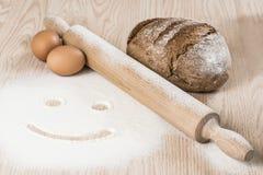 Effectuer le pain Photographie stock libre de droits