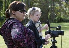 Effectuer les films 4 Image libre de droits