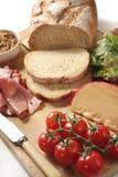 Effectuer un sandwich images stock