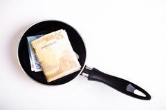 Effectuez le concept d'argent photo stock