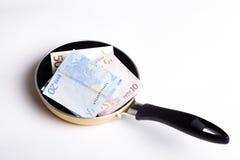Effectuez le concept d'argent photo libre de droits