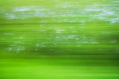 Effekt der Bewegung Stockbild