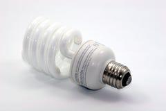 effektiv energilampa för kula Royaltyfri Bild