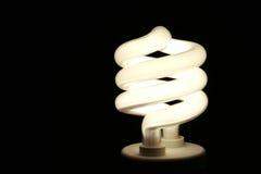 effektiv lampa Arkivbilder