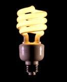 effektiv lampa Fotografering för Bildbyråer