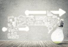 Effektive Marketing-Ideen Lizenzfreies Stockfoto