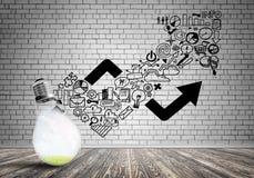 Effektive Marketing-Ideen Stockfoto