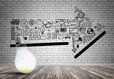 Effektive Marketing-Ideen Stockbilder
