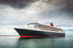 Effektivwert Queen Mary 2 Lizenzfreie Stockfotos