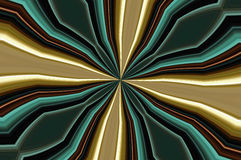 effektkaleidoscope Arkivfoto