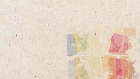 Effet 02 de boucle de couleur d'eau illustration de vecteur