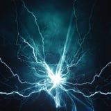 Effet de la lumière électrique illustration de vecteur