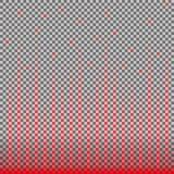 Effet de la lumière de lueur Illustration de vecteur Concept instantané de Noël Image stock