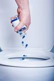 Effet de placebo Photos libres de droits