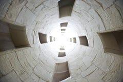 Effet de tunnel Image libre de droits