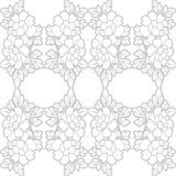 EFFET SANS COUTURE du FOND 3D de CONCEPTION de MODÈLE de VECTEUR illustration de vecteur