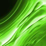 Effet vert de cascade à écriture ligne par ligne ou de smaragd Photo libre de droits