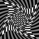 Effets de déformation sur de divers modèles Textu déformé géométrique illustration de vecteur
