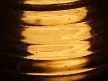 Effets de la lumière de luminescence, lampe à lueur photos stock