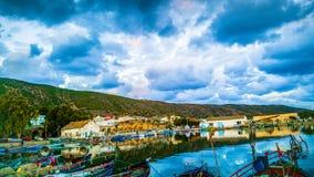 Effets et tourisme de la nature ، de la Tunisie Photos libres de droits