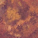 Effets grunges de brûlure de couleur de style de Bokeh Fond de peinture de toile Conception orientée de décor Les courses de bros illustration stock