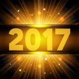 Effets réalistes de la lueur du soleil Perles lumineuses de lueur magique Éclairage jaune, orange, chaud Illustration de vecteur Photos libres de droits
