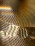 Effets rougeoyants 1 Image stock
