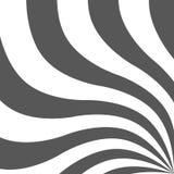 effetto dell'onda 3d sottragga la priorità bassa Illustrazione di vettore Fotografia Stock
