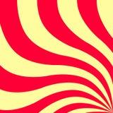 effetto dell'onda 3d sottragga la priorità bassa Illustrazione di vettore Immagini Stock Libere da Diritti