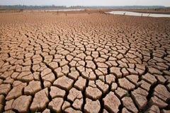 Effetto di riscaldamento globale e del mutamento climatico fotografia stock libera da diritti