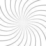 effetto di spirale 3d sottragga la priorità bassa Illustrazione di vettore Fotografia Stock