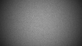 Effetto statico della TV video d archivio