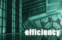 Efficiency Stock Fotografie