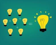 Efficiency concept Stock Image
