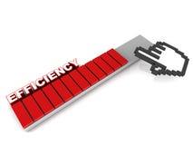 Efficiency stock illustration