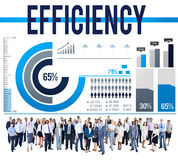Efficiency Excellence Ability Accomplishment Success Concept Stock Photography