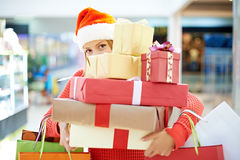 Efficient shopping Stock Images