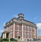 Effingham County domstolsbyggnad Fotografering för Bildbyråer
