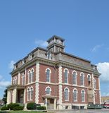 Effingham County Gericht Stockbild