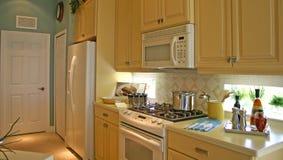Effiziente Küche 2. stockfotos