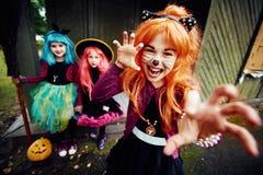 Effroi de Halloween Images stock