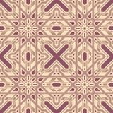 Effurionmodus: Geometrisch Vectorart octagonal design stock illustratie