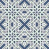 Effurionmodus: Geometrisch Vectorart octagonal design royalty-vrije illustratie