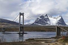 Efjorden Royalty Free Stock Photos