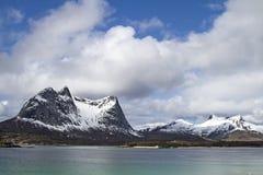 Efjorden Royalty Free Stock Image