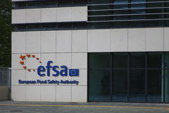 EFSA - European Food Safety Authority Stock Image