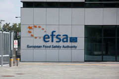 Efsa-Hauptsitze Stockfotos