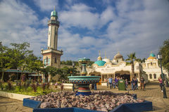 Efteling - Theme Park in Holland Stock Images